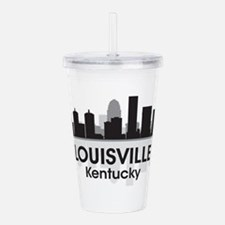 Louisville Skyline Acrylic Double-wall Tumbler