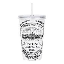 Boston Seal Acrylic Double-wall Tumbler