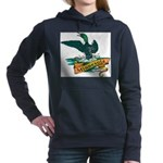 Minnesota Loon Women's Hooded Sweatshirt
