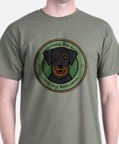 Love My Beauceron T-Shirt