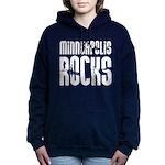 Minneapolis Rocks Women's Hooded Sweatshirt