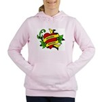 Nevada Rocks! Women's Hooded Sweatshirt