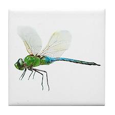 Dragonfly 3 Tile Coaster