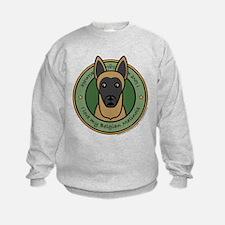 Love My Malinois Sweatshirt