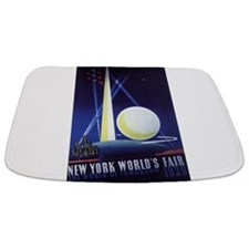 New York World's Fair Bathmat