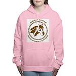 New Yorker Women's Hooded Sweatshirt