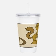 North Dakota Acrylic Double-wall Tumbler
