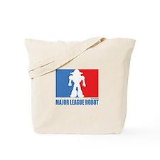 ML Robot Tote Bag