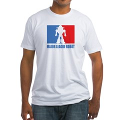 ML Robot Fitted T-Shirt