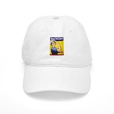 Nurses stick butt! Baseball Cap