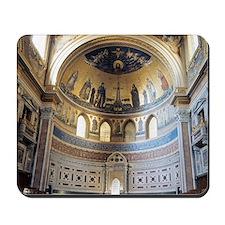Saint John Laterans, Rome. Mousepad