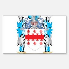 Dobson Coat of Arms - Family Crest Decal