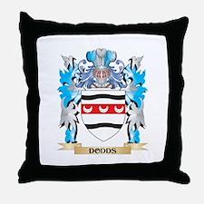Cute Dodds Throw Pillow