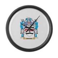Funny Dodds Large Wall Clock