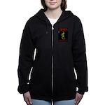 Christopher Marlowe Faustus Women's Zip Hoodie