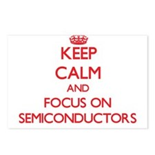 Cute Semiconductor Postcards (Package of 8)