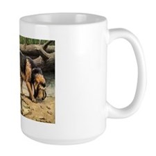 Otterhound Art Mug