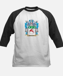 Doherty Coat of Arms - Family Crest Baseball Jerse
