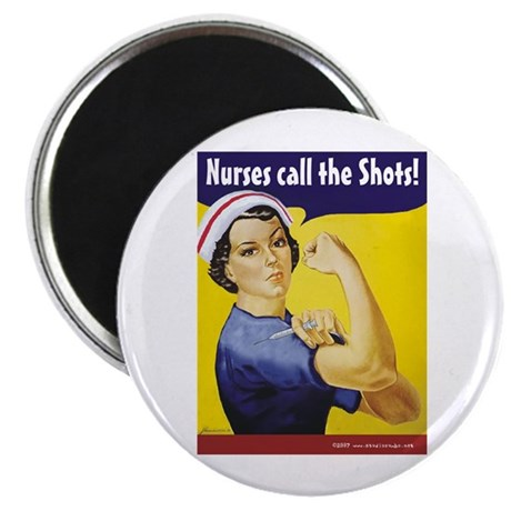 Nurses call the Shots! Magnet