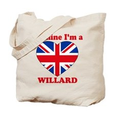 Willard, Valentine's Day Tote Bag