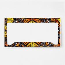 Effies Butterflies License Plate Holder
