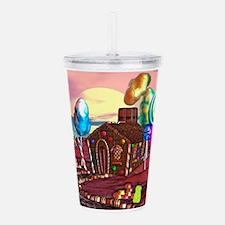 Candyland Acrylic Double-wall Tumbler