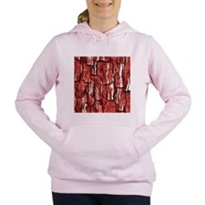 Got Meat? - Overlapping bacon pieces Women's Hoode