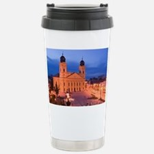 Evening overview with G Travel Mug