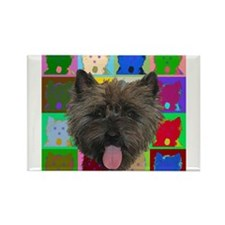 Cairn Terrier Magnets