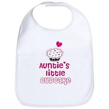 Auntie's Little Cupcake Bib