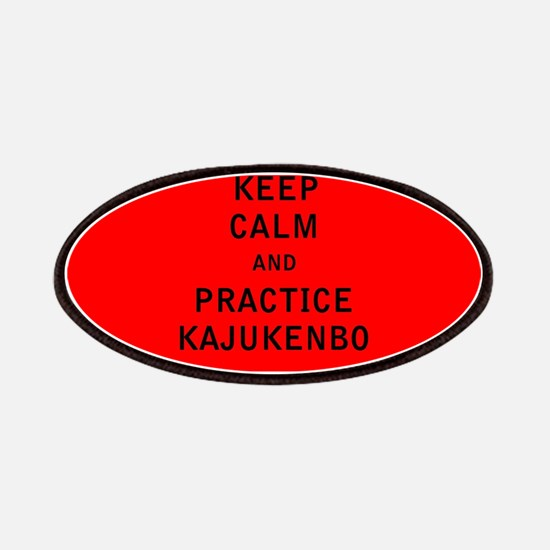 Keep Calm and Practice Kajukenbo Patches