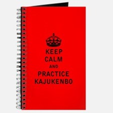 Keep Calm and Practice Kajukenbo Journal