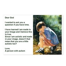 Prayer and a Question Postcards (Package of 8)