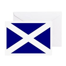 Scottish Flag Notecards (Pack of 6)