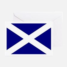 Scottish Flag Notecards (Pack of 6)