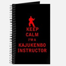 Keep Calm I'm a Kajukenbo Instructor Journal