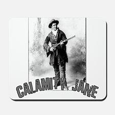 Vintage Calamity Jane Mousepad