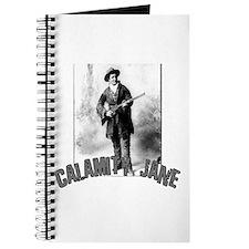 Vintage Calamity Jane Journal