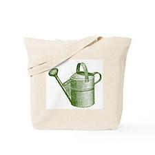 Cute Wet my plants Tote Bag