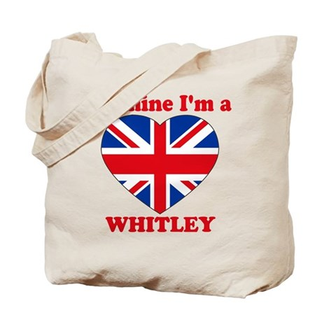 Whitley, Valentine's Day Tote Bag