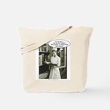 Insert Foley Catheter Tote Bag