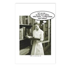 Insert Foley Catheter Postcards (Package of 8)