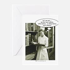 Insert Foley Catheter Greeting Cards (Pk of 10)