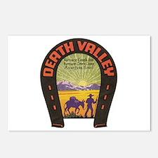 Vintage Death Valley Postcards (Package of 8)
