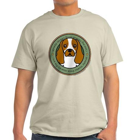 Love My Cavalier Light T-Shirt