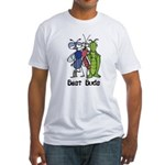 Best Buds Bug Trio Fitted T-Shirt