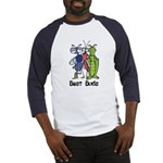 Best Buds Bug Trio Baseball Jersey