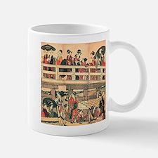 Ukiyoe The Bridge Mug