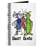 Best Buds Bug Trio Journal
