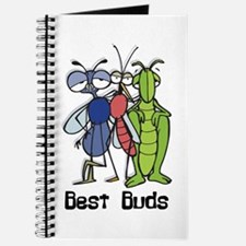 Best Buds Bug Trio Journal